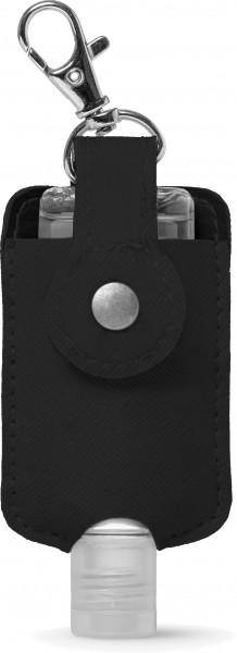 Desinfektionsmittel-Flaschenhalter schwarz 50ml