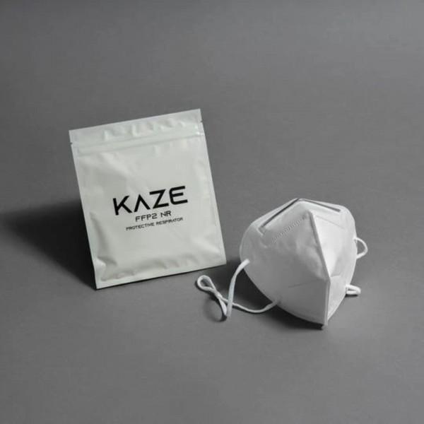 10 Stück Atemschutzmaske Typ FFP2 NR white/weiß